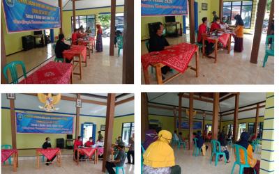 Penyaluran Bantuan Langsung Tunai Dana Desa Tahap III Desa Grogol 2020