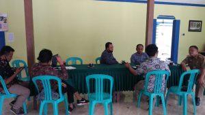 Rapat Persiapan lounching Desa Digital